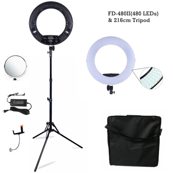 Кольцевая лампа OKIRA LED RING FD 480