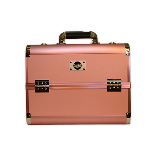 Бьюти кейс для косметики CWB 5350 розовый